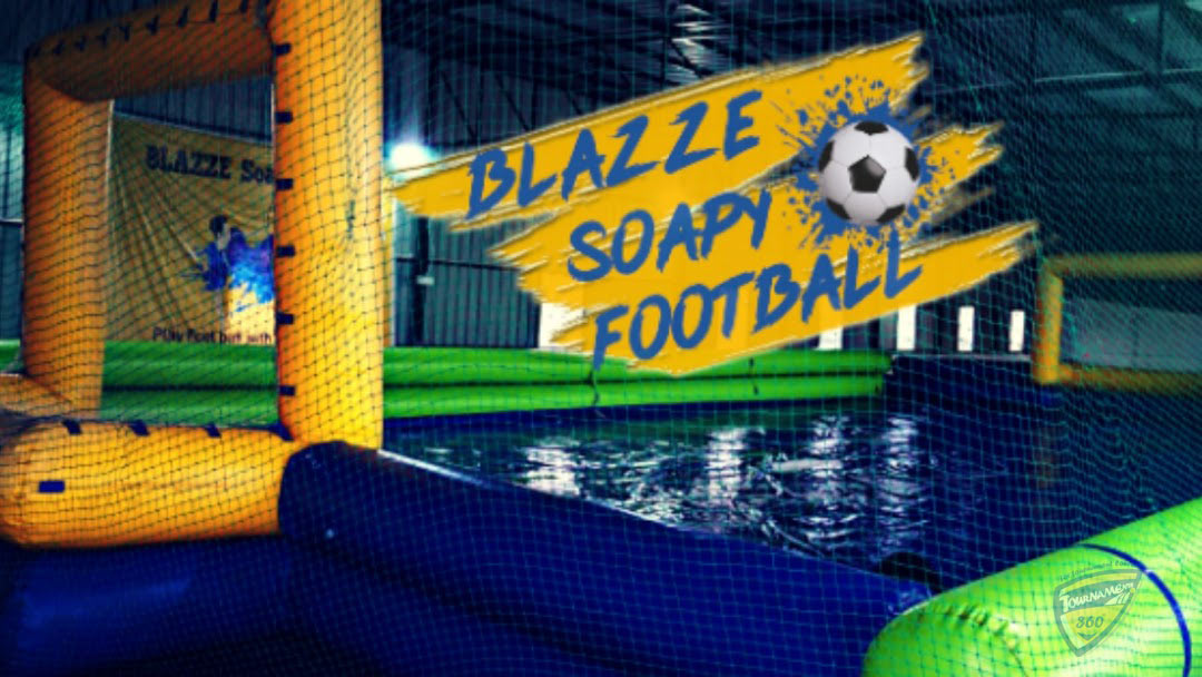 Blazze Soapy Football