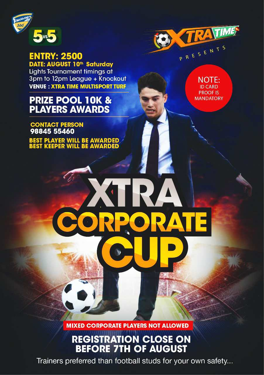 Xtra Corporate Cup 2019