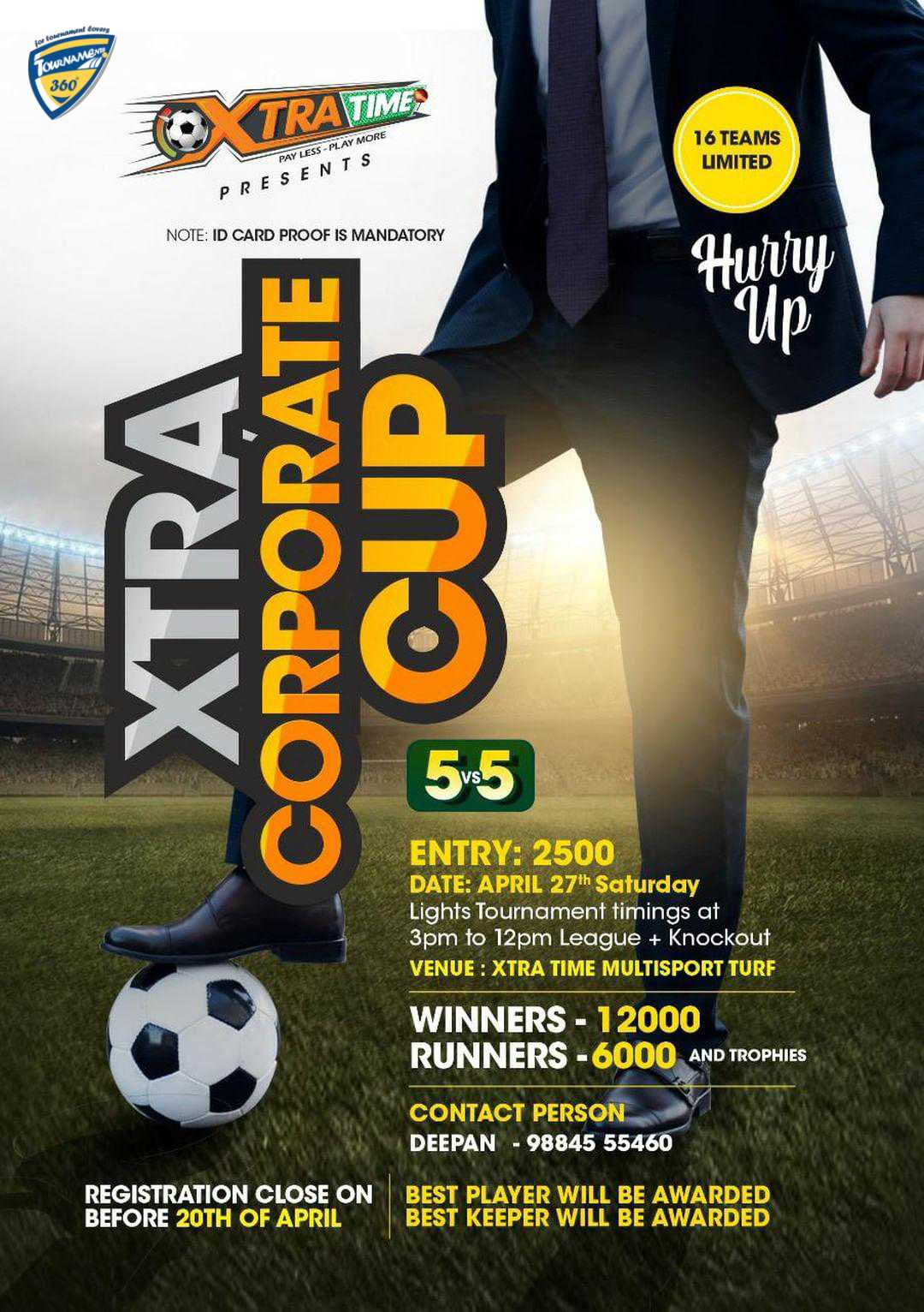 Xtra Corporate Cup