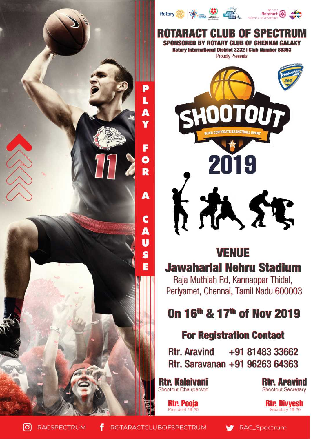 Shootout Inter Corporate Basketball Tournament