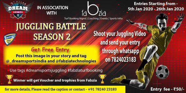 Juggling Battle Season 2