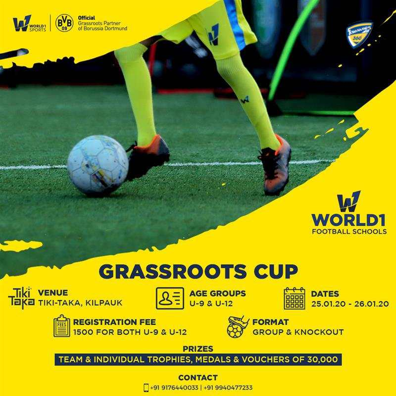 Grassroots Cup