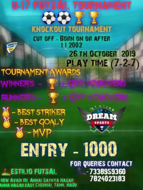 U17 Futsal Tournament