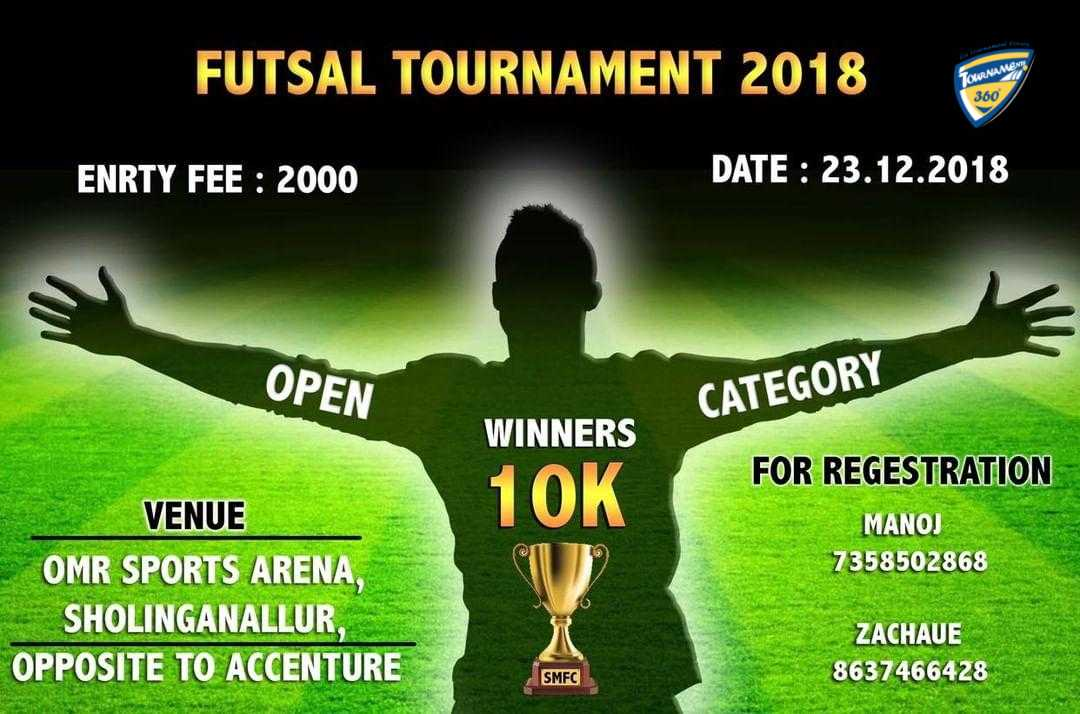 Futsal Tournament 2018