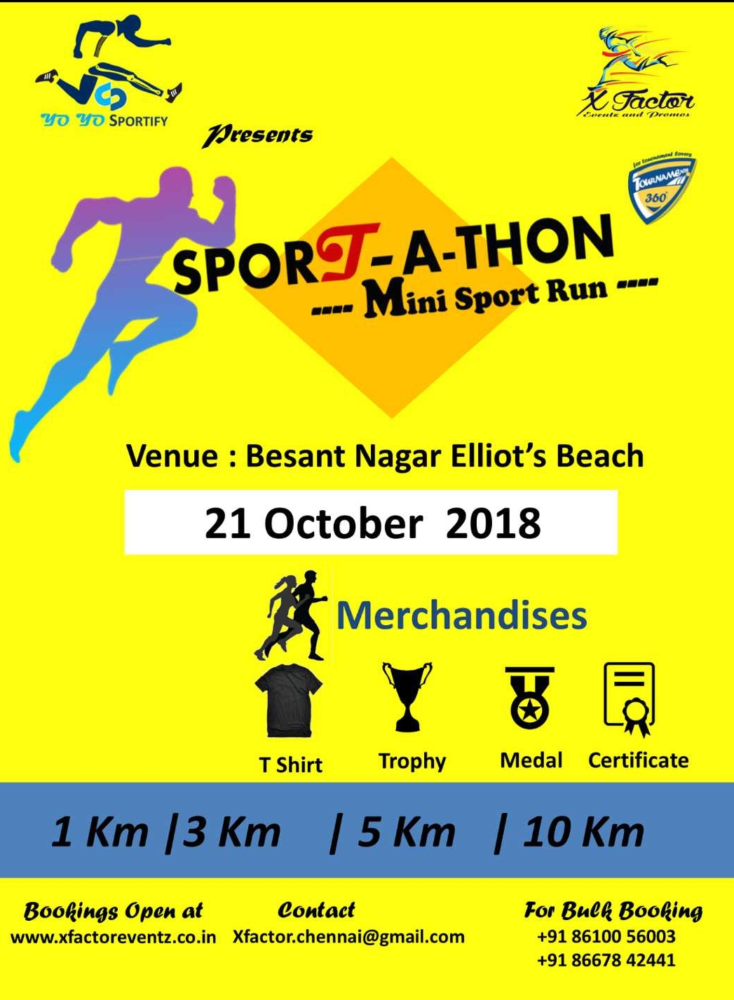 Sportathon - Mini Sports Run