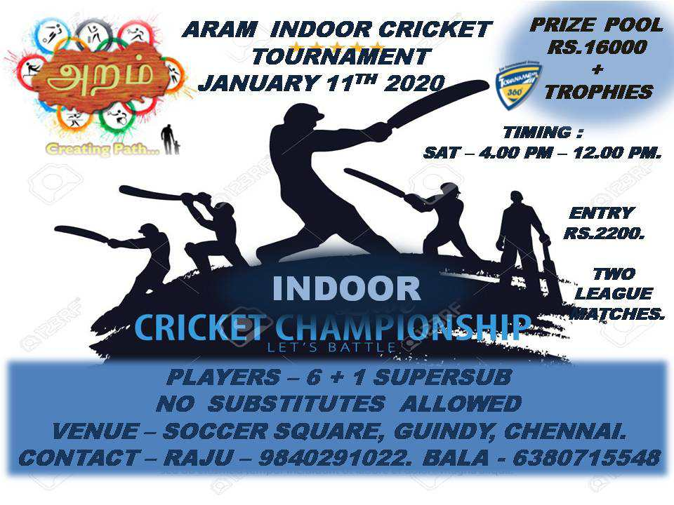 Indoor Cricket Championship